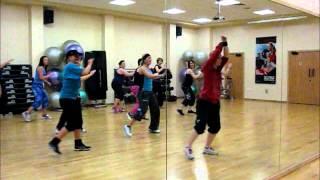Dance & Fitness Monika Otcova - Dance Again [Warm Up Song]