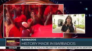 Barbados Swearing In Ceremony