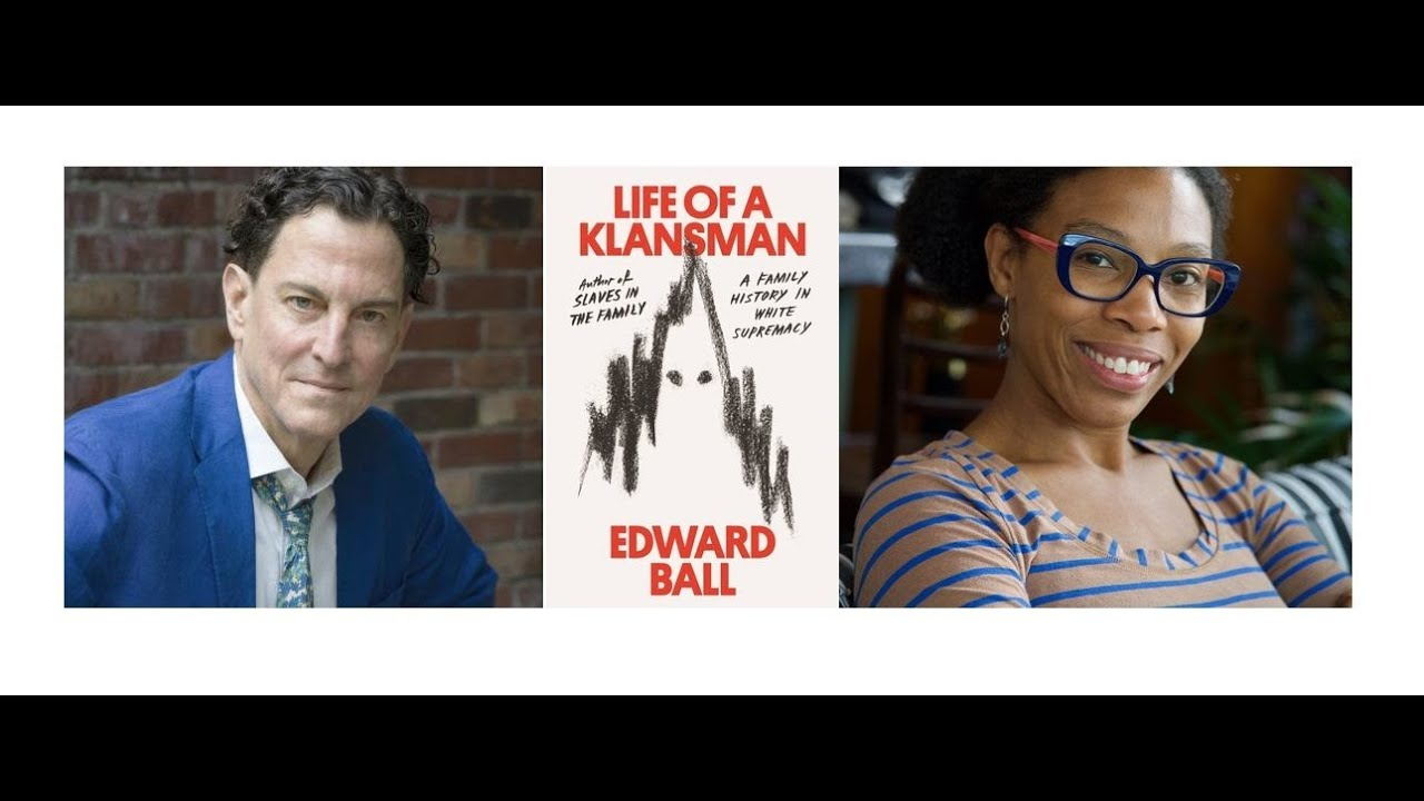 Download BookHampton presents Edward Ball in conversation with Crystal N. Feimster
