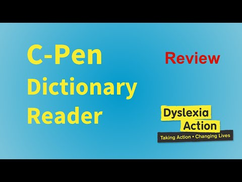 C-Pen Dictionary Reader Review