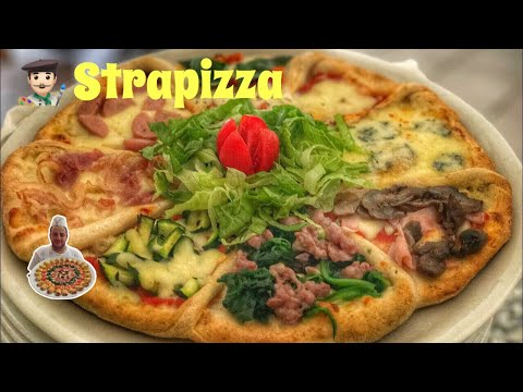 HERE ARE SOME PIZZA CREATED BY PIZZA-OIL MARIO PETROLO