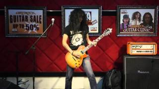 John Paul Ivan - Guitar Clinic