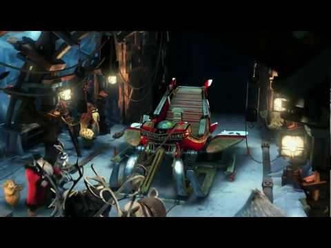 Trailer do filme A Origem dos Guardiões
