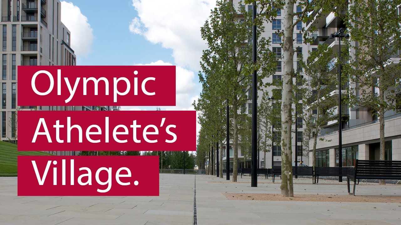 Olympic Athletes Village | Commercial Case Study | Marshalls