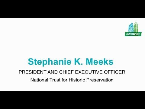 PastForward 2017 Opening Plenary: Stephanie K. Meeks