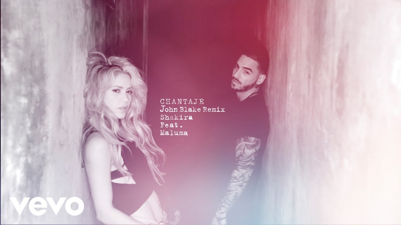 Shakira - Chantaje (John-Blake Remix)[Audio] ft. Maluma