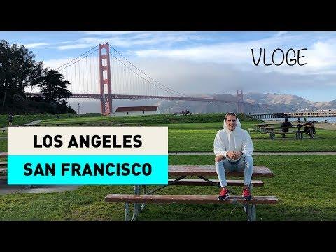 Лос Анджелес Сан Франциско. По главным достопримечательностям ����