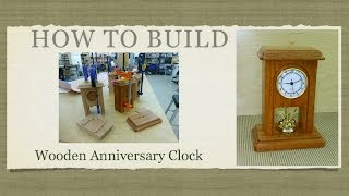 How To Build A Desk Clock