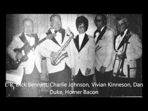 The Fabulous Charley Johnson & His All Stars - Carolina Moon
