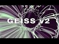 Old Winamp Visualization - Geiss v2