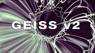 Old Winamp Visualization - Geiss v2 (w/music)