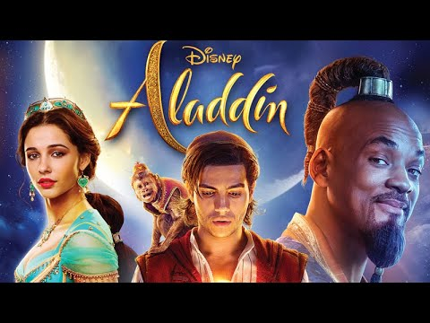 Disney Live-Action Aladdin Remake?! Was the Will Smith Genie Any Good?!