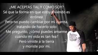 Will you take me as I am - Lecrae (Letra en Español)