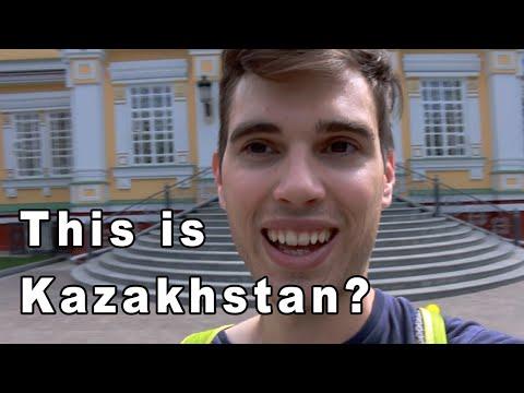 First Impressions of Almaty, KAZAKHSTAN 🇰🇿(Kazakhstan Vlog #1)