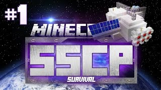 Minecraft Space Station Challenge Pack #1 | A Space Adventure... - Minecraft Mod Pack Survival