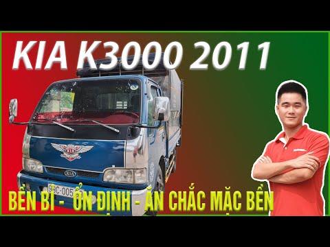Sở hữu ngay chiếc xe tải nhẹ 1t4 KIA K3000 2011 Chất Lượng   ĐẠT XE TẢI