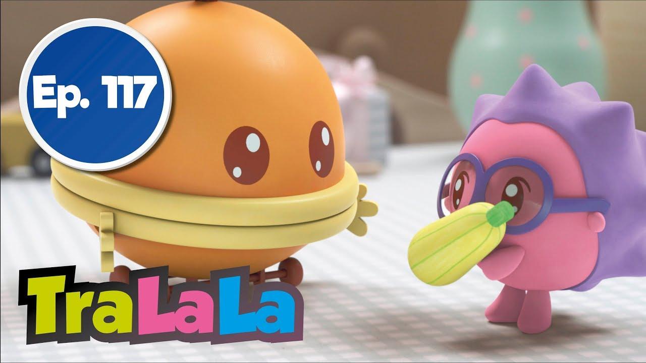 BabyRiki - Miam-Miam (Ep. 117) Desene animate | TraLaLa