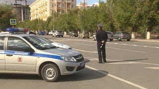 В Волгоградской области стартовала профилактическая акция ГИБДД «Ремень безопасности»