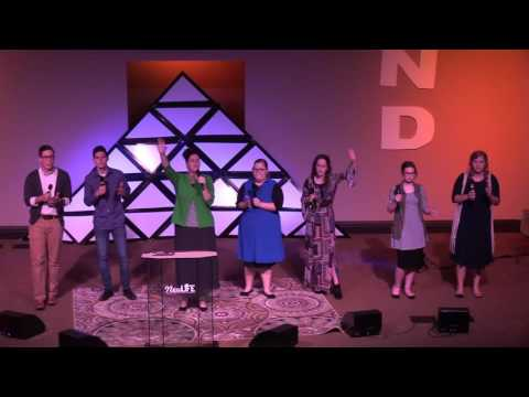 New Life United Pentecostal Church Youth Stand 2016
