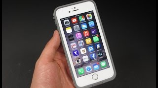 iPhone 6 LifeProof Fre Review  Water Submerge Test