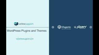 WordPress plugins WP Logo Showcase Responsive Slider Plugin