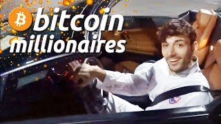 Bitcoin Millionaire Drives His First Car
