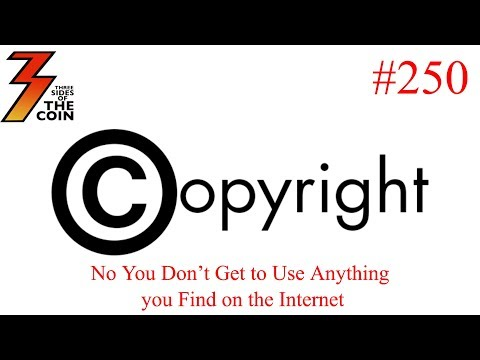 Ep. 250 Photo Copyrights, You Don't Get to Decide How Photos Should be Used