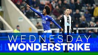Wednesday Wonderstrike | Hamza Choudhury vs. Newcastle United