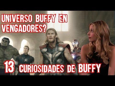 Buffy en Vengadores 13 Curiosidades de la Cazavampiros Boser Geek