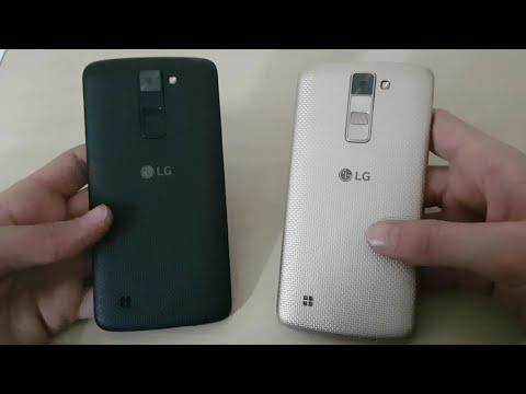 Mobile Info: LG K8 Reset