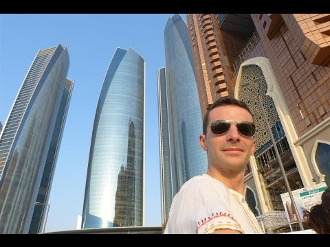 Hotel Low Cost in Abu Dhabi...Centro by Rotana