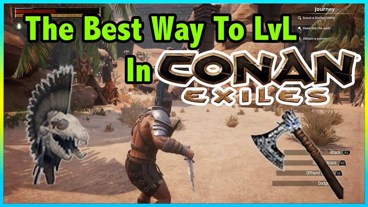 how to get oil conan exiles