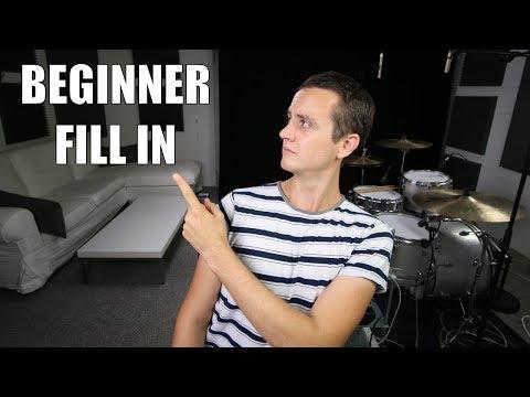 Beginner Fill In (Herta) - Daily Drum Lesson