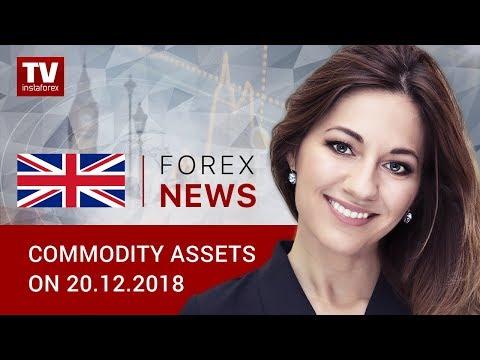 20.12.2018: Bears rule oil market