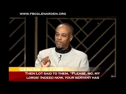 Dont Look Back Pastor John K Jenkins Sr