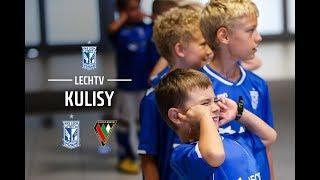 Czwarte zwycięstwo z rzędu! Kulisy meczu Lech Poznań - Zagłębie Sosnowiec 4:0