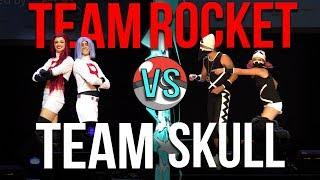 Team Rocket vs. Team Skull! (Otakon Masquerade 2017 - Best Performance)