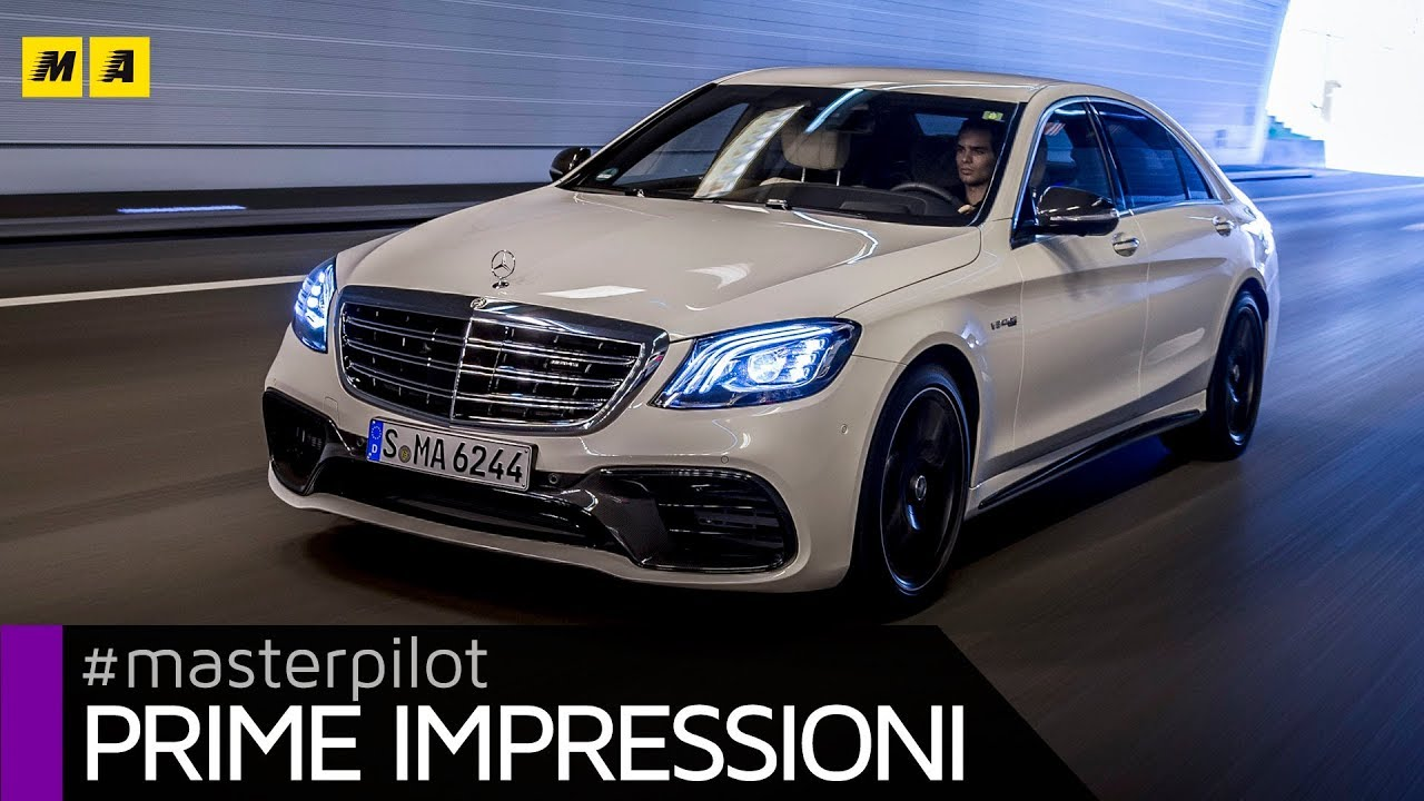 Mercedes Classe S >> Mercedes Classe S Restyling 2017 Arrivano I Sei Cilindri In Linea