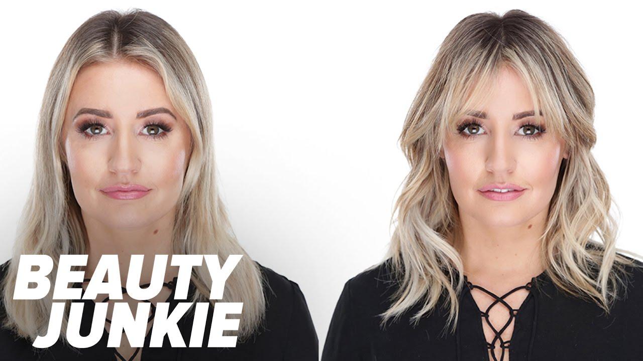 4 Women Get The Same Haircut The Shag Beauty Junkie Youtube