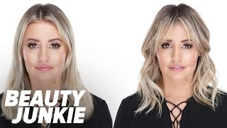 4 Women Get the Same Haircut - The Shag! | Beauty Junkie