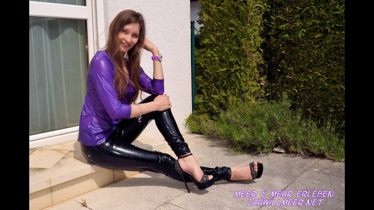 German latex girls and boys and toys and fistbmw - 1 3