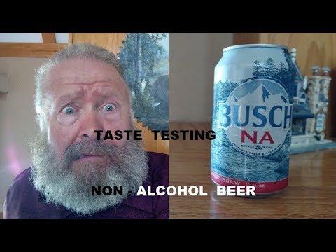 BUSCH NA - Honest beer taste testing review