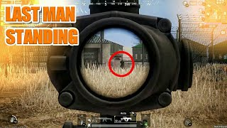 The Last Man Standing !! PUBG funny Gameplay Bangla
