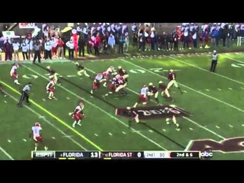 2012 #4 Florida Gators vs. #10 Florida State Seminoles
