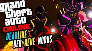 GTA ONLINE - Der TRON-Modus Deadline
