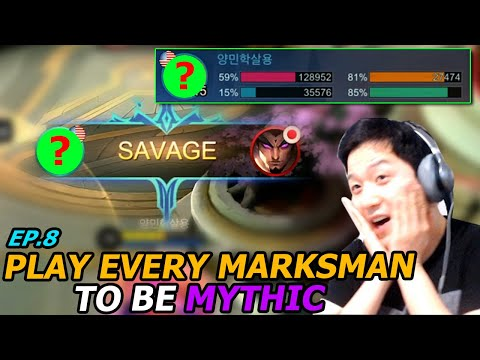 Time to play This hero! Finally, Season17 Meta Marksman   | Mobile Legends