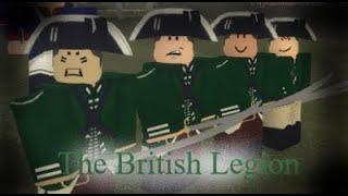 The British Legion Journey | Kingdom of Great Britain | ROBLOX