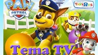 Щенячий патруль  игра ГОНКИ ЩЕНКОВ Paw Patrol Видео для детей