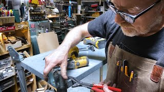 Adam Savage's One Day Builds: Making a Stable Workbench!