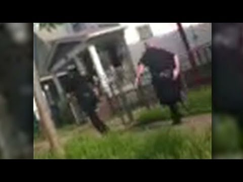 New video of kidnap rescue in Cleveland